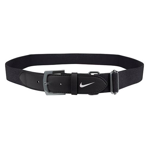 Youth Baseball Belt 2.0, Black, swatch