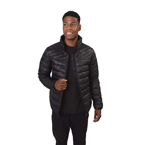 Men's All Day Puffy Jacket, Black, swatch