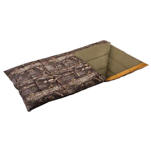 Outdoorsman Sleeping Bag, Realtree, swatch