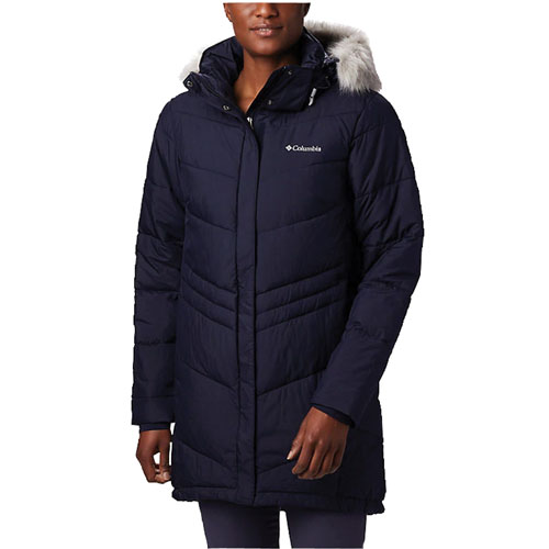 Women's Peak To Park Mid Ski Jacket, Navy, swatch