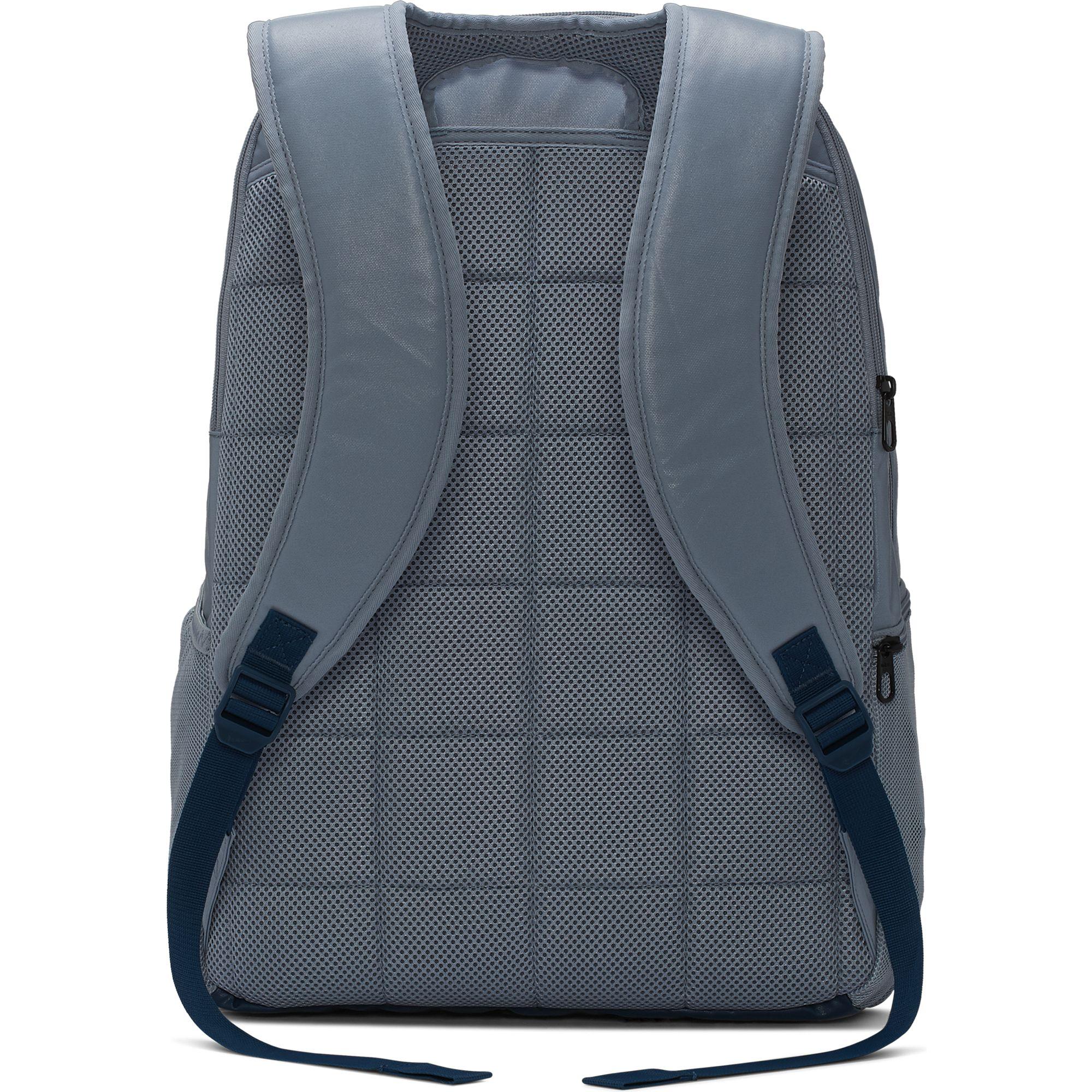 Brasilia XL Backpack, Blue/Orange, swatch
