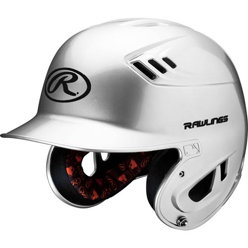 Junior R16 Batting Helmet, White, swatch