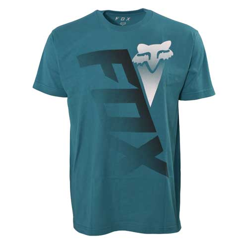 Shiv SHort Sleeve Tee, Green Blue, Teal, swatch