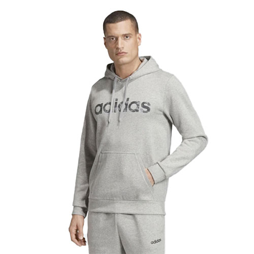 Men's Essentials Linear Sweatshirt, Heather Gray, swatch