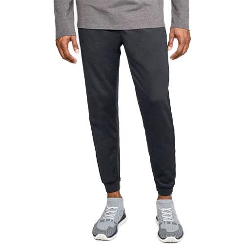 Men's Armour Fleece Jogger Pant, Black, swatch