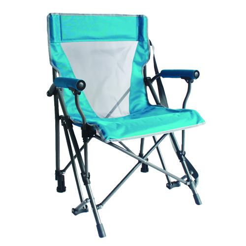 Harm Arm Rocking Chair, Lt  Aqua, swatch