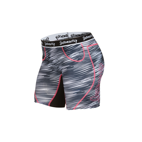 Hook Print Low Rise Slider, Pink/Black, swatch