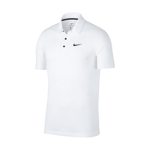 Men's Performance Polo, White, swatch