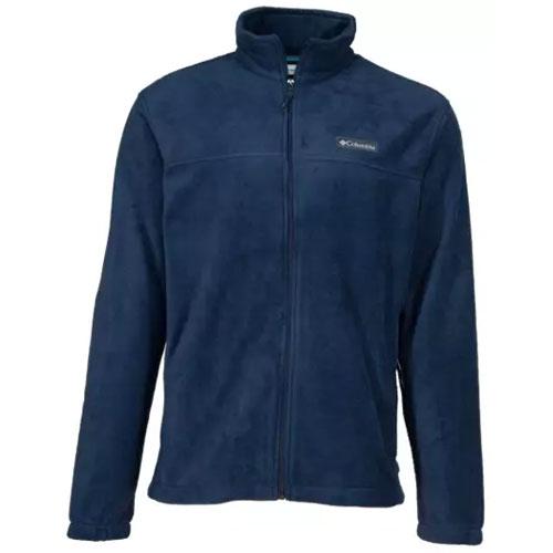Men's Steens Mountain Full Zip Fleece, Navy, swatch