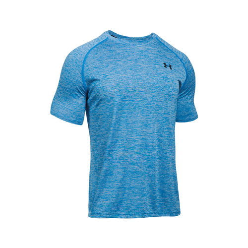 Men's Short Sleeve Tech T-Shirt, Lt Blue,Powder,Sky Blue, swatch