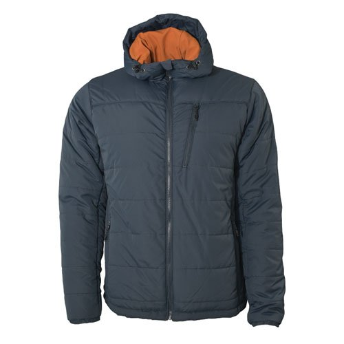 Men's Era Insulator Jacket, Heather Gray, swatch