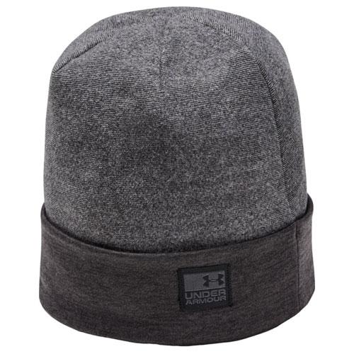 Men's ColdGear Infrared Fleece Ski Hat, Black, swatch