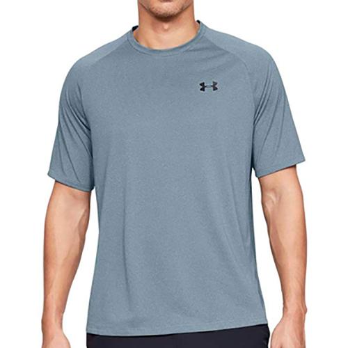 Men's Tech 2.0 Short Sleeve T-Shirt, Dark Gray,Pewter,Slate, swatch