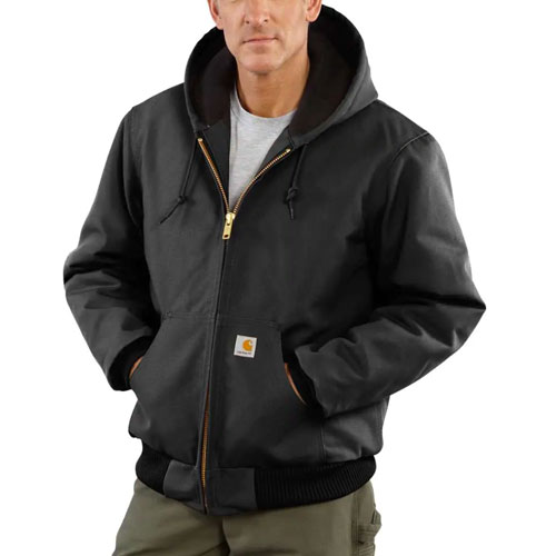 Men's Sandstone Active Jacket, Black, swatch