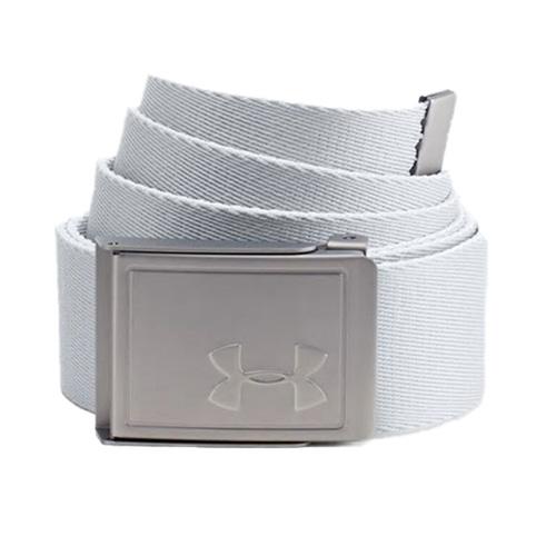 Men's Webbing Belt 2.0 Golf Belt, White, swatch
