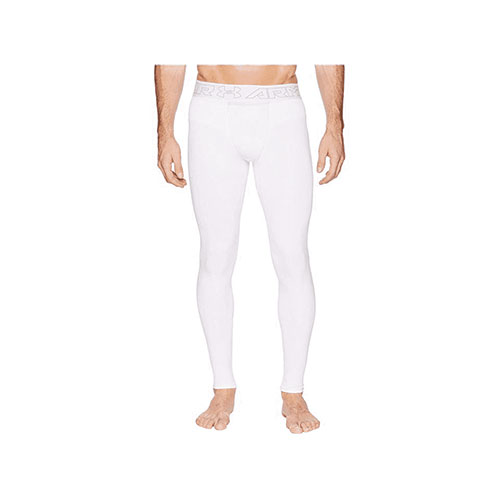 Men's ColdGear Leggings, White, swatch