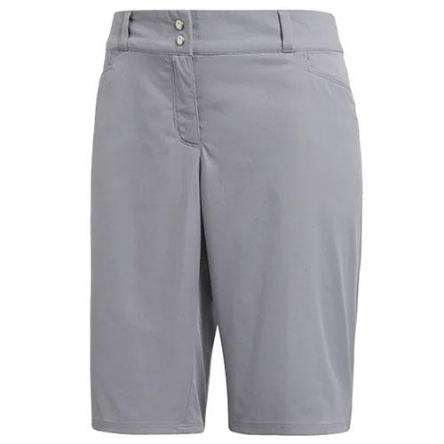 Women's Bermuda Essential Golf Shorts, Gray, swatch