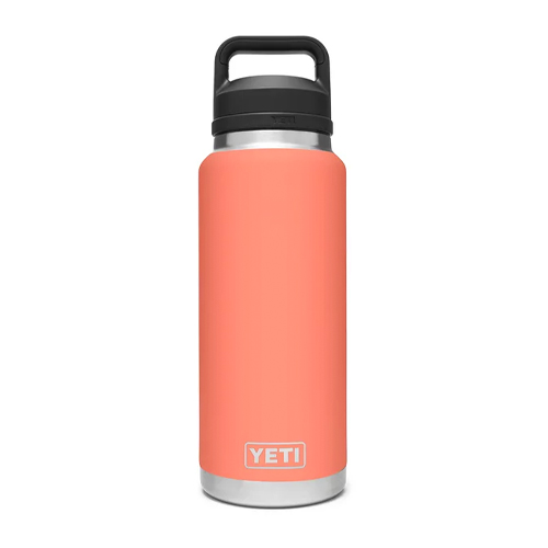 Rambler 36oz Bottle With Chug Cap, Coral, swatch