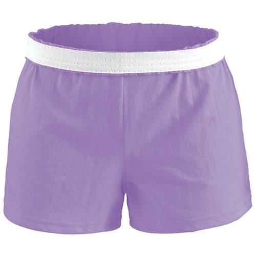 Women's Cheer Short, Lilac,Lavendar, swatch