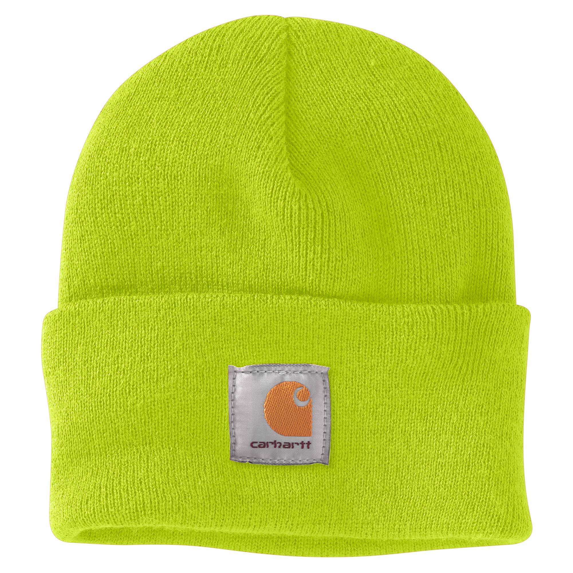 Watch Cap, Lime, swatch