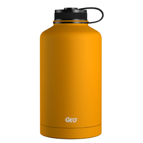 64oz Growler Bottle, Orange, swatch
