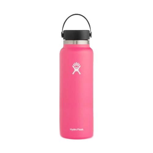 40oz Wide Mouth Water Bottle, Bubblegum, swatch