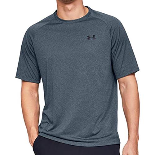 Men's Tech 2.0 Short Sleeve T-Shirt, Gray, swatch