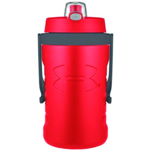 Sideline 64oz Water Bottle, Red, swatch