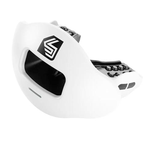 Max Airflow 2.0 Lip Mouthguard, White, swatch