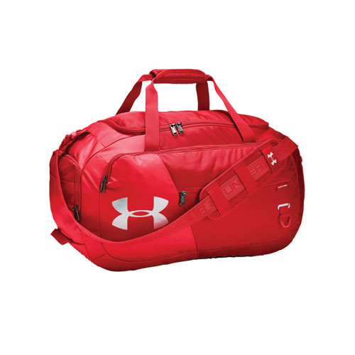 Undeniable 4.0 Medium Duffle Bag, Red, swatch
