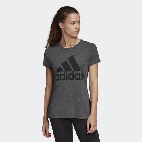 Women's Short Sleeve Winners Tee, Black, swatch