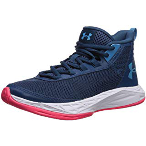 Boys' Lockdown Basketball Shoe, , large