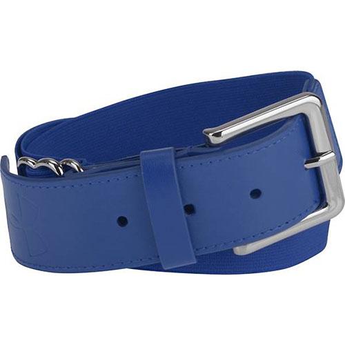 Adult Baseball Belt, Royal Bl,Sapphire,Marine, swatch