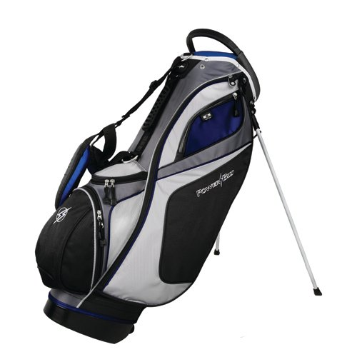 Golf Dunes 14-Way Stand Bag, Black/Charcoal, swatch