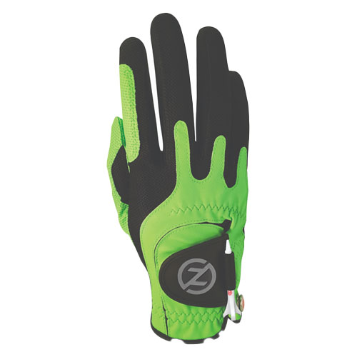 Men's Right Hand Golf Glove, Lime, swatch