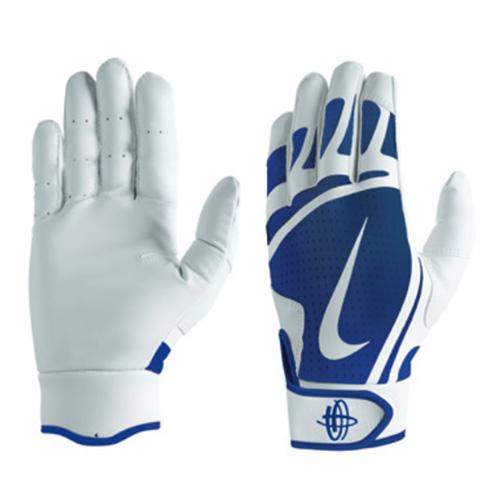 Men's Huarache Edge Batting Gloves, Royal Bl,Sapphire,Marine, swatch