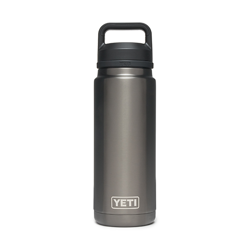 Rambler 26oz Bottle With Chug Cap, Graphite, swatch
