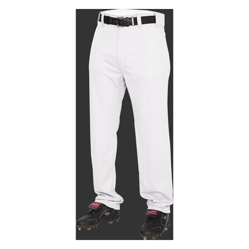 Youth BP31 Semi-Relaxed Pant, White, swatch