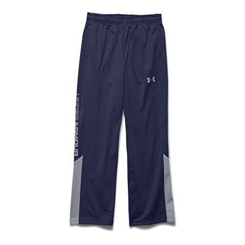 Boy's Brawler 2.0 Pant, Navy/Gray, swatch