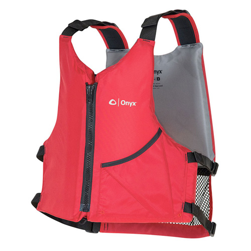 Universal Paddle Life Vest, Red, swatch