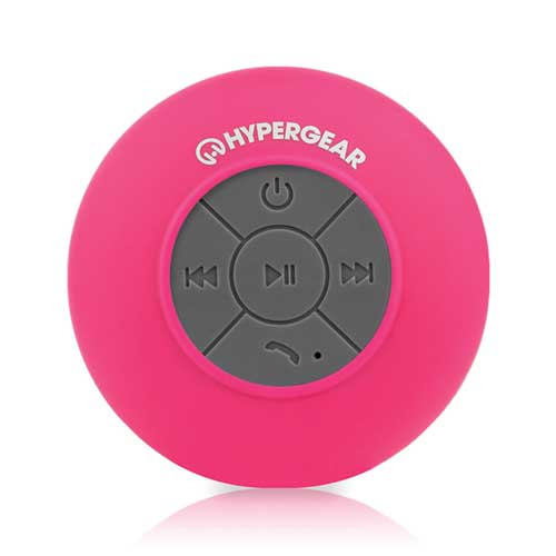 Hypercel H20 Wireless Speaker, Pink, swatch