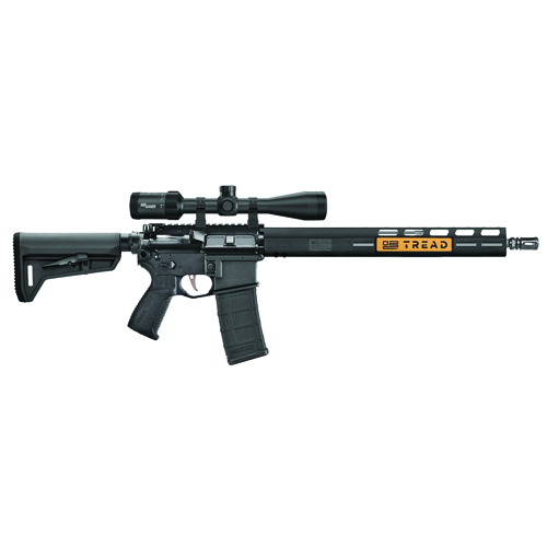 M400 Tread 5.56 Semi-Auto Scoped Rifle Package, , large