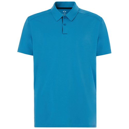 Men's Divisional Golf Polo, Blue, swatch