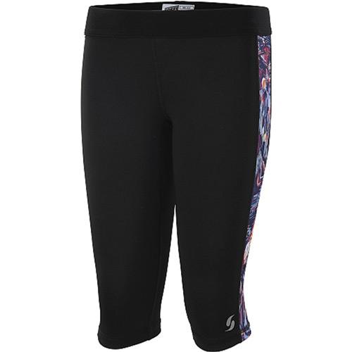Women's Ultra Low Rise Knicker Pant, Black, swatch