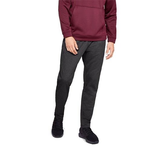 Men's Armour Fleece Twist Pants, Charcoal,Smoke,Steel, swatch