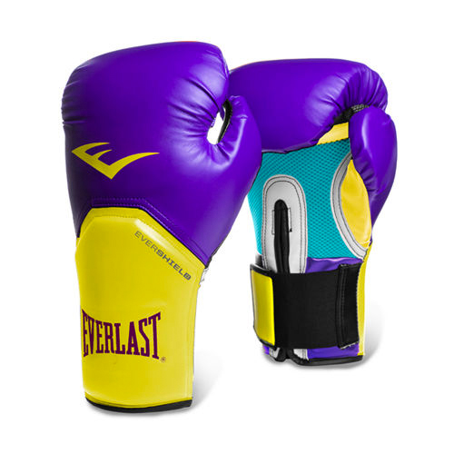 12 OZ. Pro-Style Glove, Purple, swatch