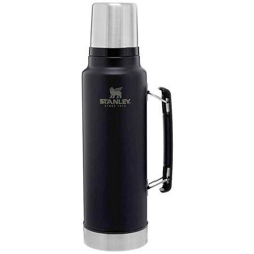 1.5 QT Classic Legendary Bottle, Matte Black, swatch