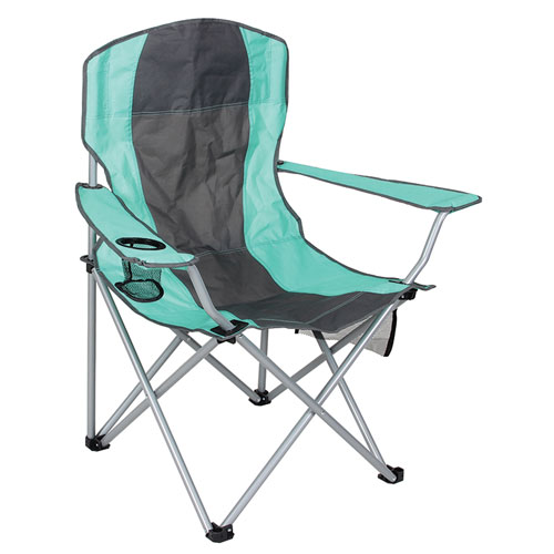 Oversized Arm Chair, Sea Green, swatch