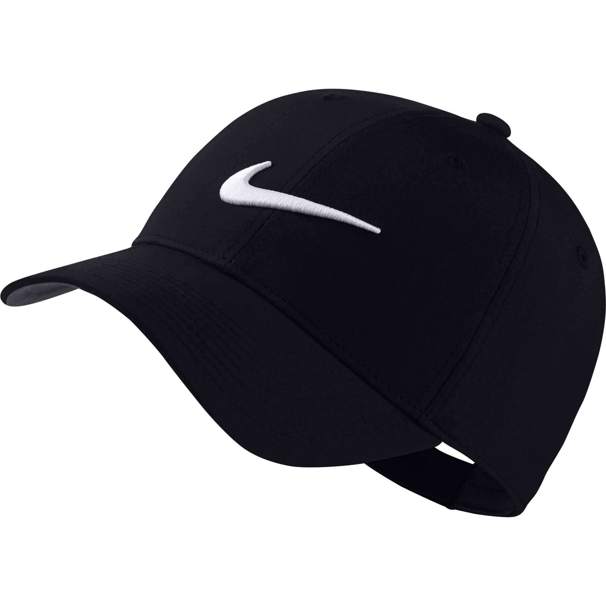 Legacy 91 Golf Hat, Black, swatch
