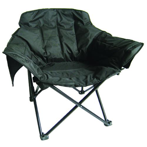 Zip Big Club Chair, Black, swatch